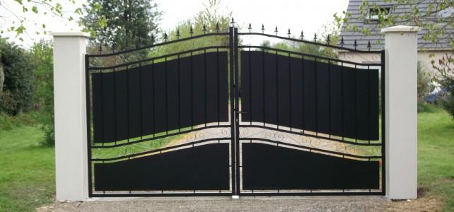 Réalisation de portails